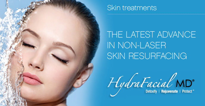 Today Only HydraFacial Treatments $99!