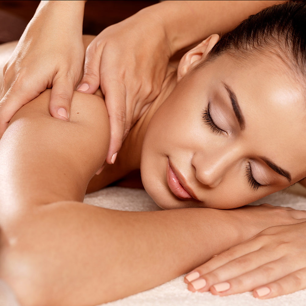 Female Body Massage