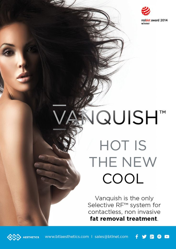 Vanquish Hot Is The New Cool