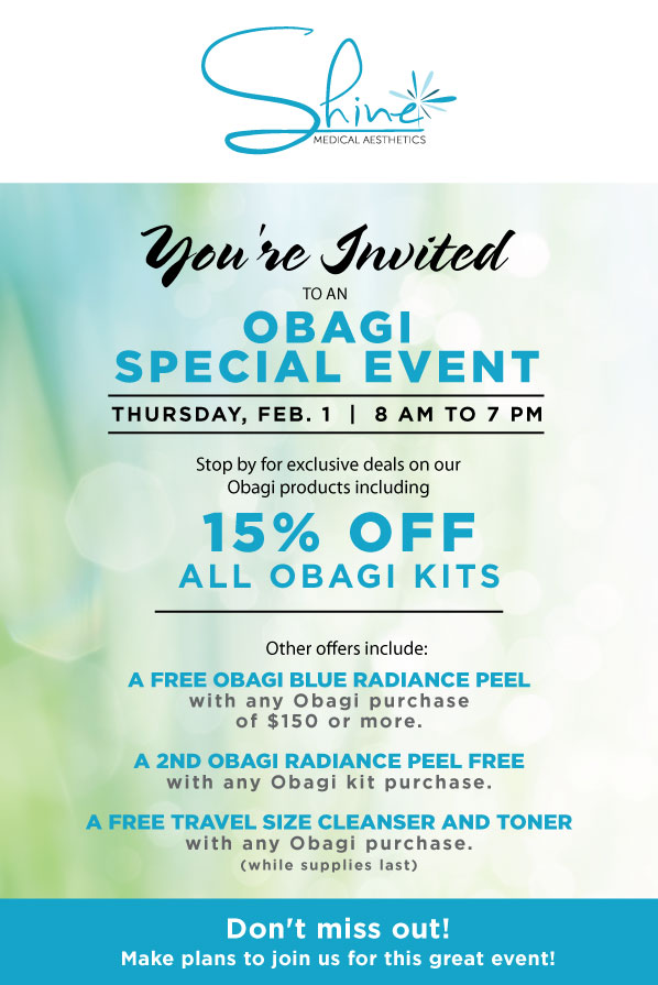 Obagi Peel Event