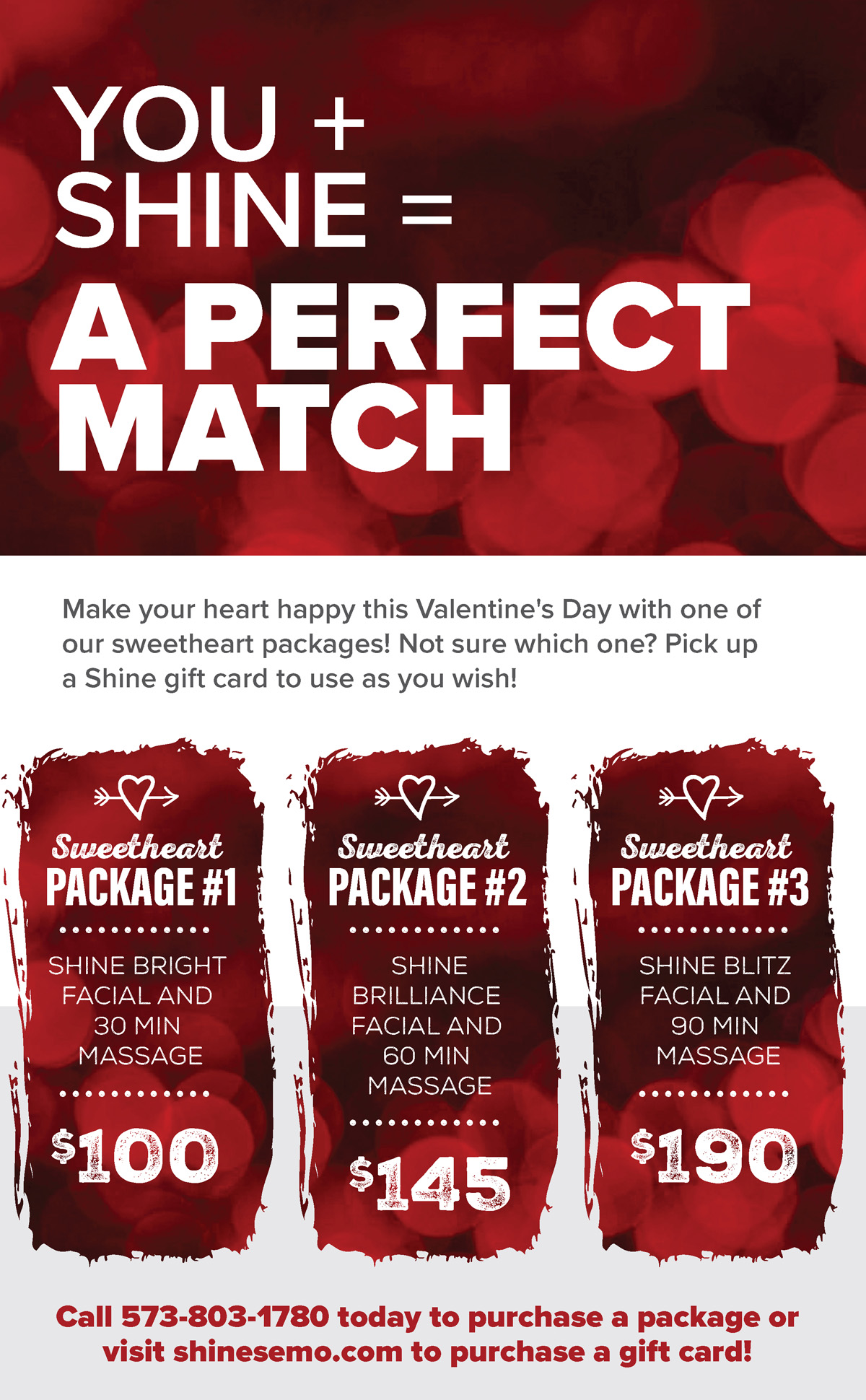 Valentine's Day… We've Got You Covered