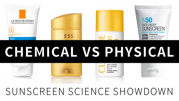 Physical Vs Chemical Sunscreen